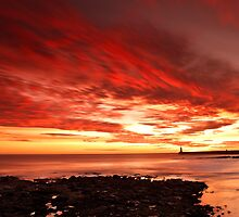Tynemouth Sunrise by Harry Purves