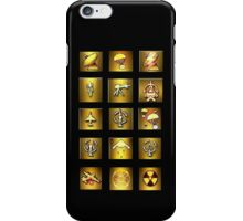 Modern Warfare Killstreak-App style Design iPhone Case/Skin