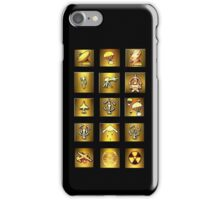 Modern Warfare Killstreak-App style Design iPhone Case/Skin