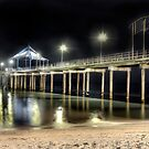 Brighton Jetty Shines by Shannon Rogers