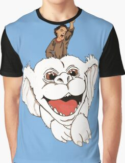 Falkor the Luckdragon Graphic T-Shirt