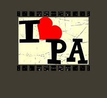 I love Pennsylvania Womens Fitted T-Shirt