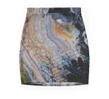Corrugated landscape 7 Mini Skirt