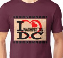 I love Washington, D.C Unisex T-Shirt