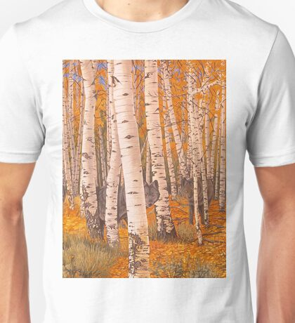 Autumn Eyes Unisex T-Shirt