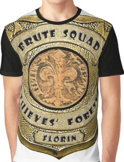 Brute Squad Thieves' Forest Badge Graphic T-Shirt