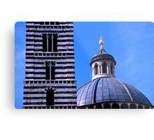 Duomo, Siena Metal Print