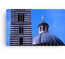 Duomo, Siena Canvas Print