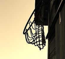 Hoop Dreams in Indiana by Bonnie Phillips