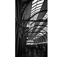 Replica Kings Cross Station Photographic Print