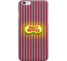 Goofy Goober's Club! iPhone Case/Skin