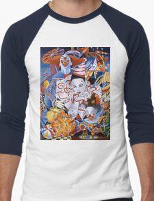 Be a Clown Men's Baseball ¾ T-Shirt