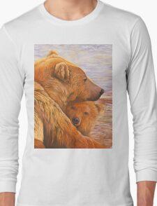 Alaska Coming 3 Long Sleeve T-Shirt