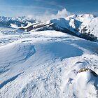 Maurerkogel, Zell am See, Austria by Brendan Schoon