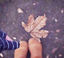 Autumn in my hand by missbex
