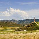 Maestrazgo landscape, Aragon, Spain by Andrew Jones
