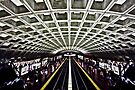 DC Metro by cclaude