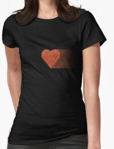 halftone heartfade T-Shirt