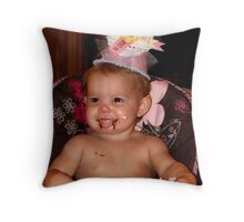 I'm ONE Already Just Like JUST FOR YOU DEDICATIONS Throw Pillow