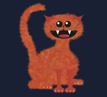 MARMALADE CAT Kids Tee