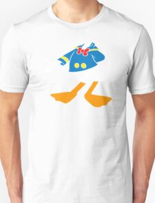 Donald Duck Funny T-Shirt