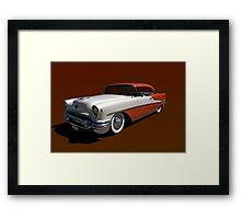 1955 Oldsmobile 88  Framed Print