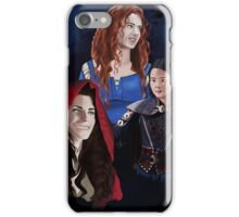 Warrior Women of Once Upon a Time iPhone Case/Skin