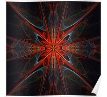 Spherical Star Poster