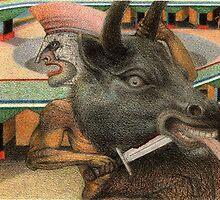 Minotaur by neal farncroft