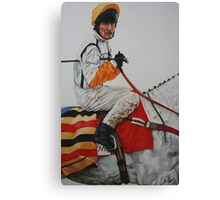 Jimmy Fortune Canvas Print