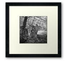 Angel, Nunhead Framed Print