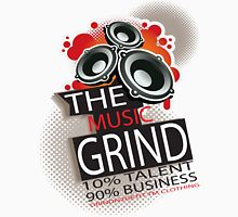 """the music grind"" GRINDN2GETIT TM CLOTHING Unisex T-Shirt"