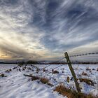 Crosland Moor by David Robinson