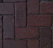 Vintage Bricks by WildestArt