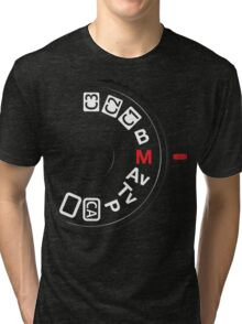 Shoot M Tri-blend T-Shirt