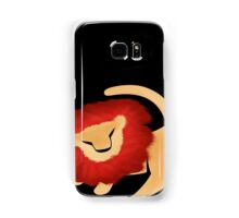 Adult Simba  Samsung Galaxy Case/Skin