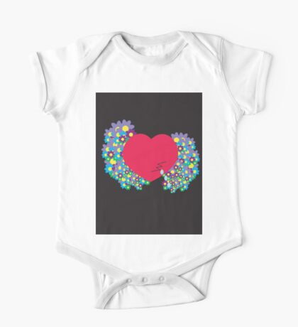 Crying Heart Kids Clothes