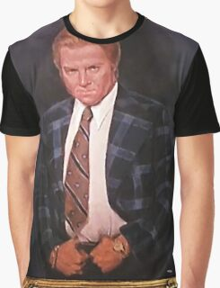 Biff Tannen Oil Painting Picture Graphic T-Shirt
