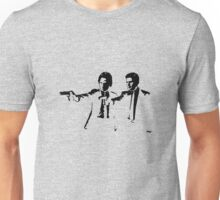 Winchesters - Pulp Fiction Unisex T-Shirt