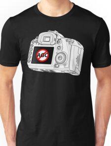 Canon 7D with AGC disable Unisex T-Shirt