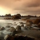 Before the storm Corbiere by Gary Power