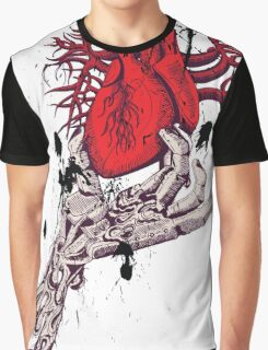 heart in my hand Graphic T-Shirt