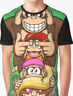 Sanzaru Kong Graphic T-Shirt