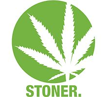 Stoner Sticker by londonrain