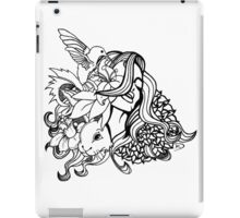Mother Nature Series by Dk Art iPad Case/Skin