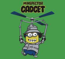 Minspector Gadget Baby Tee