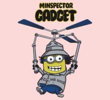 Minspector Gadget Kids Tee