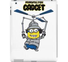 Minspector Gadget iPad Case/Skin