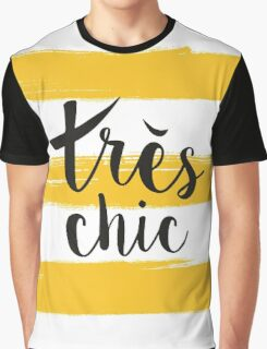 Tres Chic Graphic T-Shirt