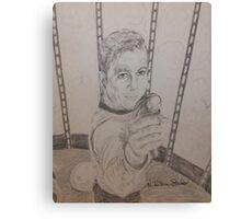Brave Kirk Canvas Print